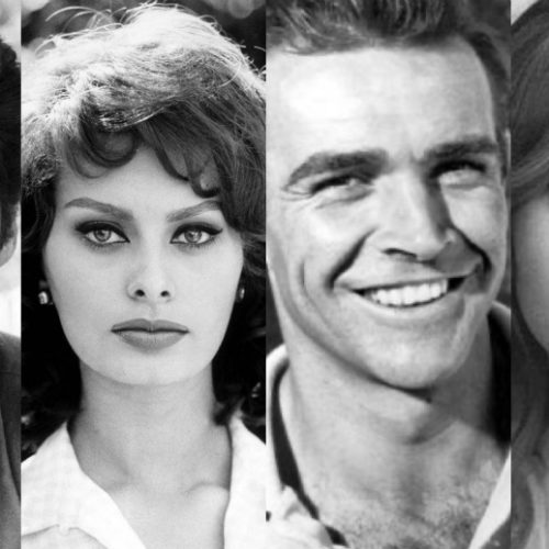 Sage Advice And Wisdom From 60's Famous Stars: Clint Eastwood, Sophia Loren, Jane Fonda & Sean Connery