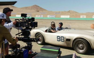 Watch: Behind The Scenes Of 'Ford V Ferrari' And Reactions From Christian Bale, Matt Damon, James Mangold & Team