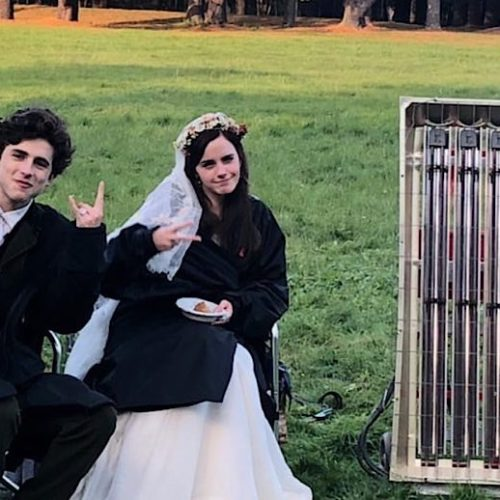 Video: 'Little Women' - Come Behind The Scenes With Timothée Chalamet, Saoirse Ronan, Emma Watson, Meryl Streep, Greta Gerwig, Louis Garrel & Team