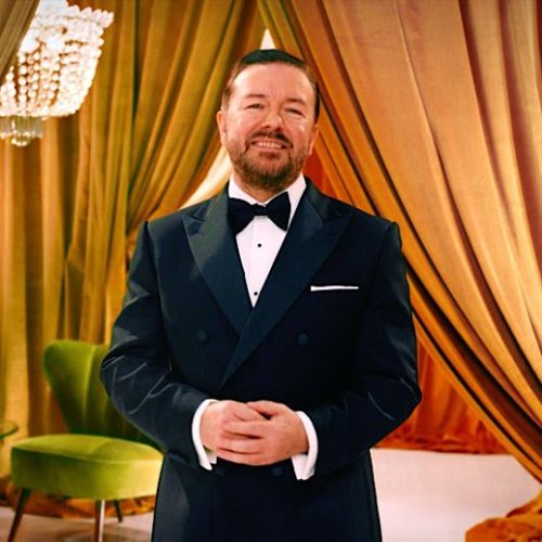 Video: Golden Globes 2020 - In Conversation With Ricky Gervais On The Awards Show