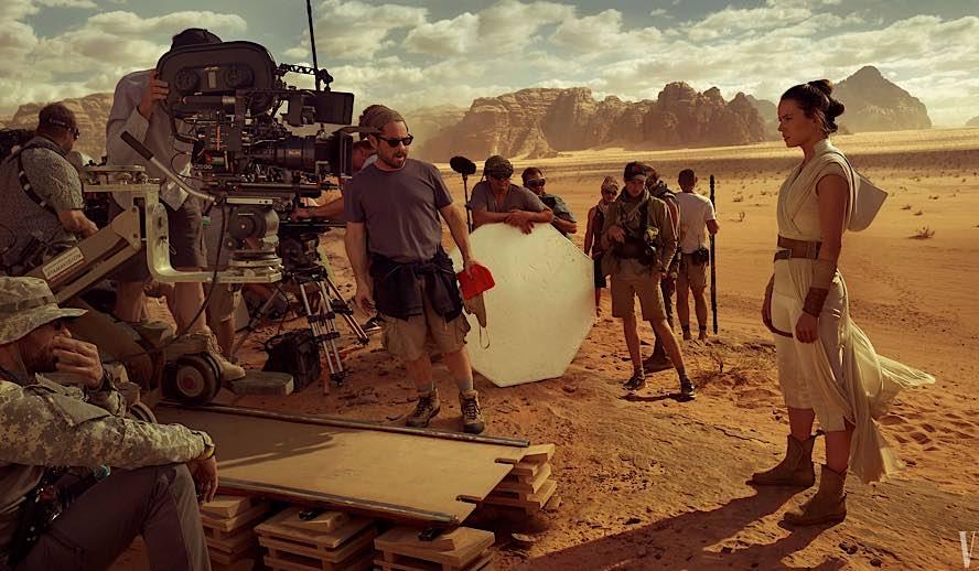 Hollywood Insider Behind The Scenes, Making of Star Wars The Rise Of Skywalker, Daisy Ridley, Oscar Isaac, John Boyega, George Lucas