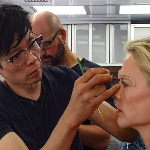 Video: 'Bombshell' Oscar-Worthy Makeup & Hair - How Did the Team Create Golden Globes Nominated Charlize Theron's Megyn Kelly Look? Hear Reactions From Anne Morgan, Vivian Baker and Kazu Hiro