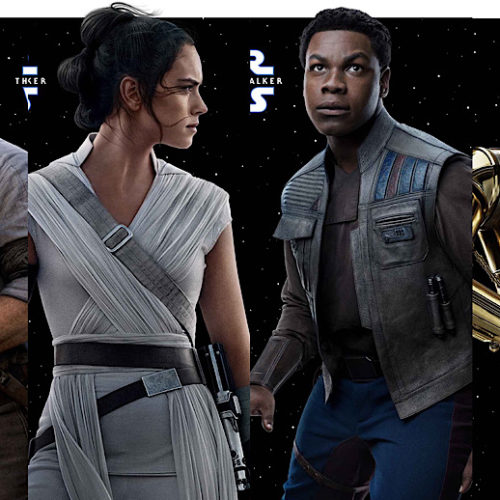 Video: Full Commentary & Reactions From Stars on 'Star Wars: The Rise Of Skywalker' With J. J. Abrams, Adam Driver, Daisy Ridley, John Boyega, Oscar Isaac, Keri Russell, Mark Hamill & Team