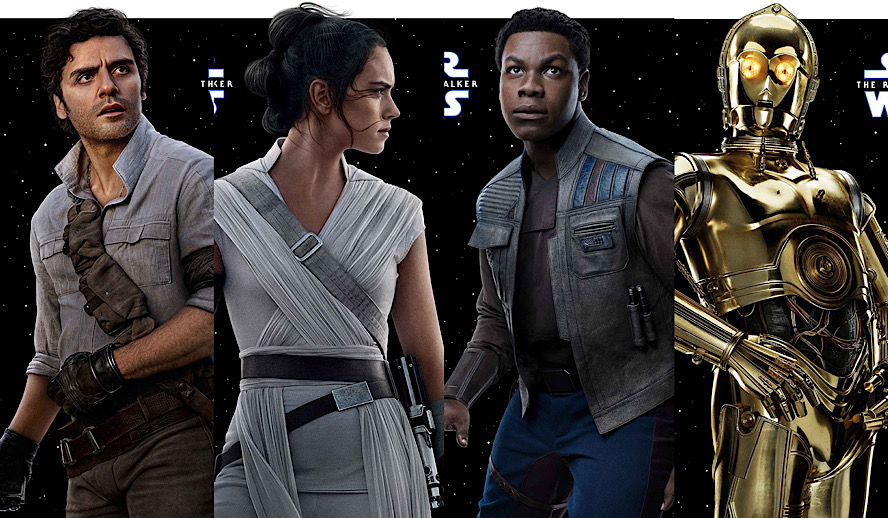 Hollywood Insider Full Commentary & Reactions From Stars on Star Wars The Rise Of Skywalker, Daisy Ridley, Oscar Isaac, John Boyega, George Lucas