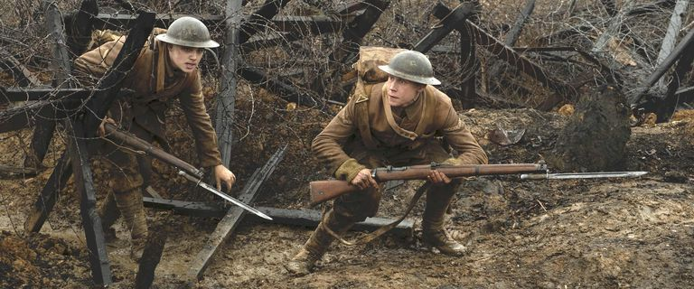 Review: Sam Mendes' '1917' is A Must-Watch Technical Masterpiece That Immerses Audiences Into The Tension of War - Worthy of Oscars, Golden Globes & Many More