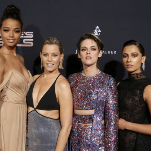 Video: 'Rendezvous At The Premiere' of Charlie's Angels With Reactions From Stars - Kristen Stewart, Naomi Scott, Ella Ballinska & Director Elizabeth Banks
