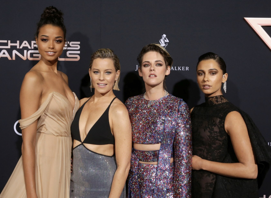 Video: 'Rendezvous At The Premiere' of Charlie's Angels With Reactions From Stars – Kristen Stewart, Naomi Scott, Ella Ballinska & Director Elizabeth Banks