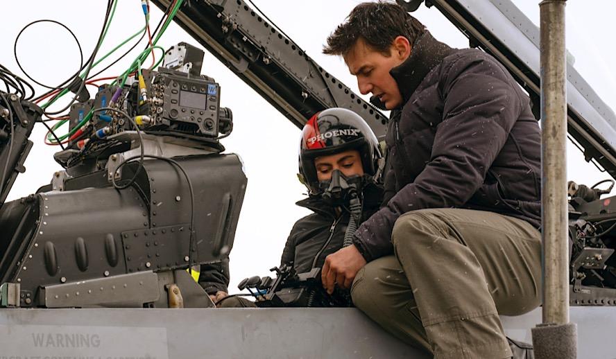 Hollywood Insider's Behind The Scenes, Reactions, Top Gun Maverick, Tom Cruise, Val Kilmer, Jon Hamm