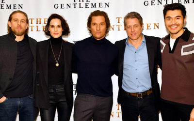 Video: Full Commentary & Reactions From Stars on 'The Gentlemen' with Matthew McConaughey, Charlie Hunnam, Henry Golding & Team