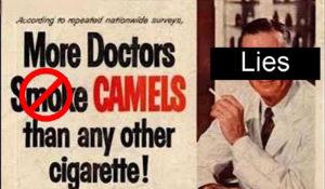 Hollywood Insider Ban Smoking Adverts