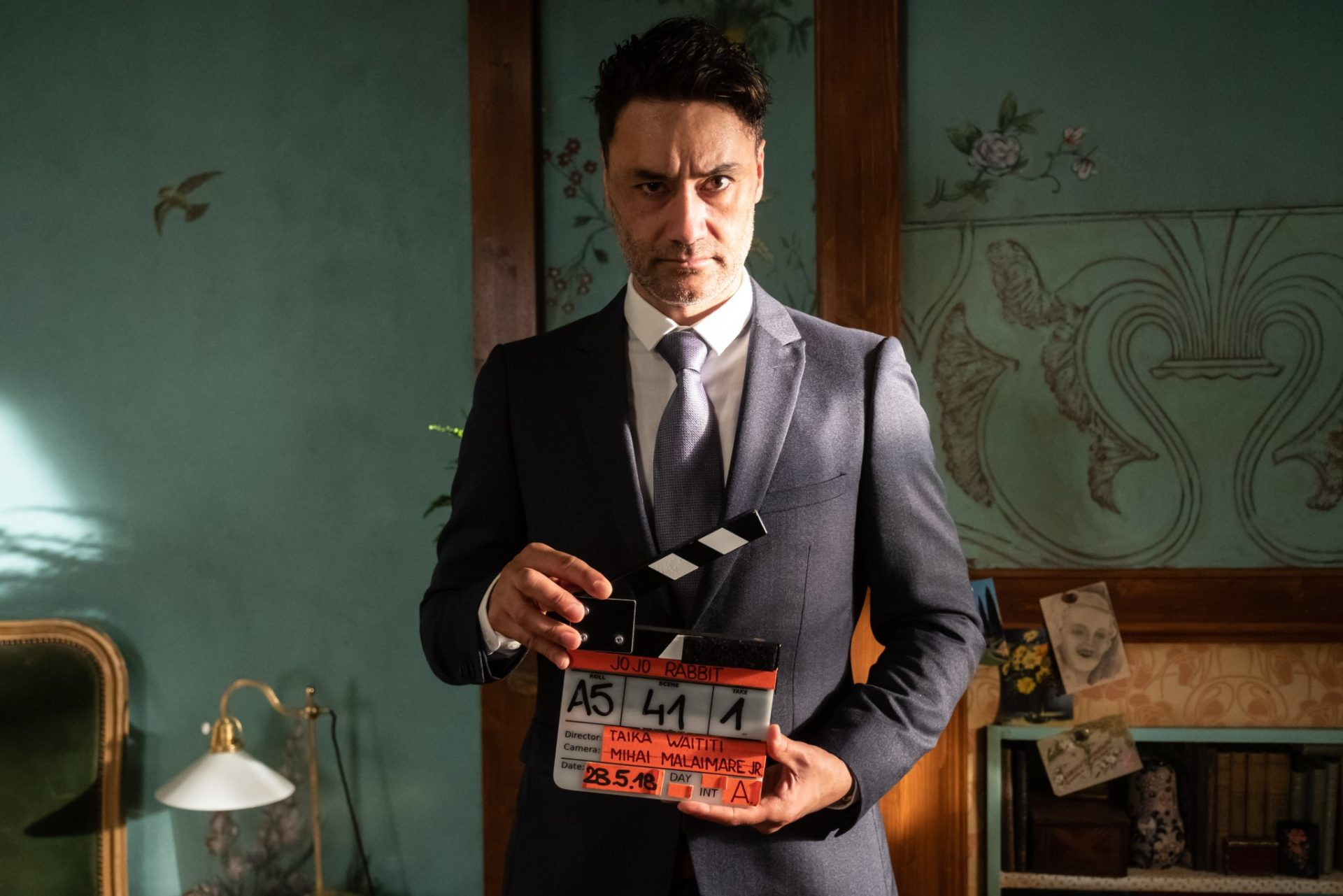 Hollywood Insider Behind The Scenes Jojo Rabbit