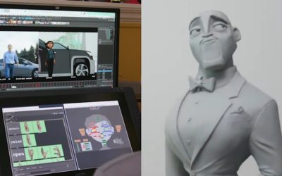Video: 'Spies in Disguise' – Come Behind The Scenes on the Animation That Brought Will Smith and Tom Holland Together