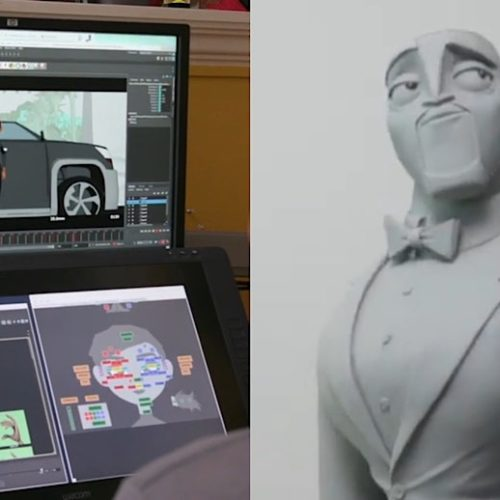 Video: 'Spies in Disguise' - Come Behind The Scenes on the Animation That Brought Will Smith and Tom Holland Together