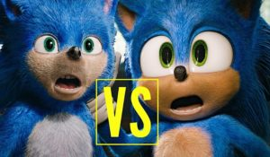 Hollywood Insider Feature Sonic The Hedgehog, Social Media Power, Re-Design, Paramount Pictures