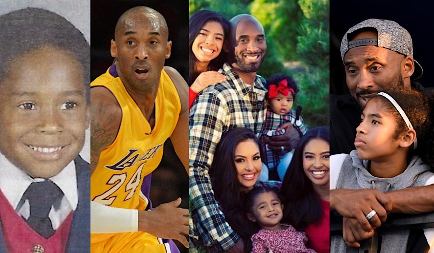 Hollywood Insider Feature Tribute to Kobe Bryant, Gianna, Family Respect