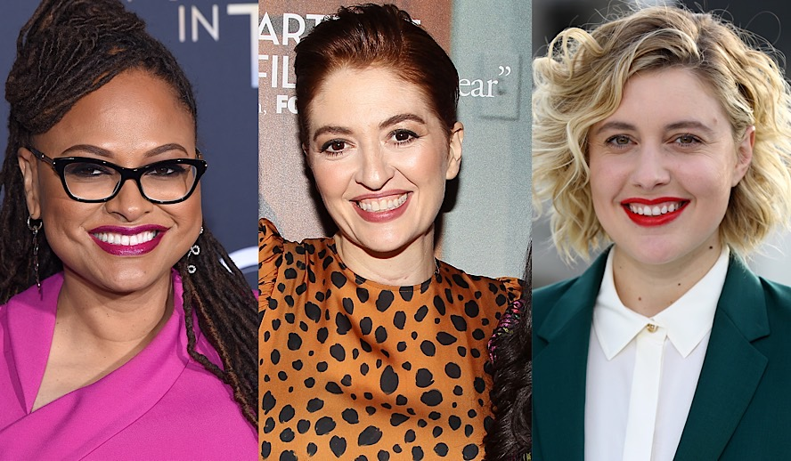 Hollywood Insider Feature Women Film Directors, Golden Globes, Times Up, Ava DuVernay, Marielle Heller, Greta Gerwig