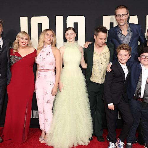 Video: 'Jojo Rabbit' - Golden Globes Nominated & Oscar Worthy - Reactions From Stars and Behind The Scenes on with Scarlett Johansson, Taika Waititi, Roman Griffin Davis & Team