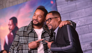 Hollywood Insider Premiere Bad Boys For Life, Will Smith, Martin Lawrence, Jerry Bruckheimer