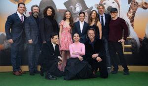 Hollywood Insider Premiere Dolittle, Robert Downey Jr., John Cena, Selena Gomez, Rami Malek, Michael Sheen