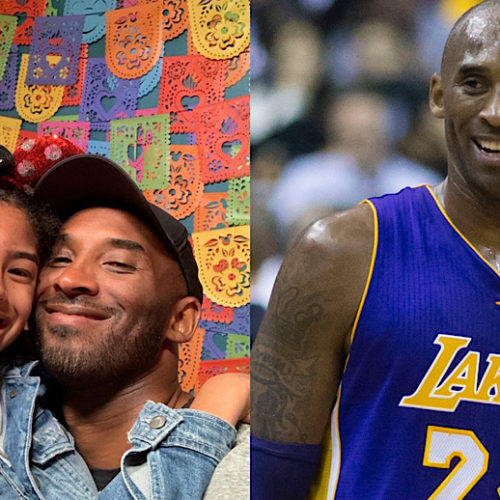 Dearest Kobe Bryant, This Is Our Tribute To You And Your Darling Daughter – We Love You, Always and Forever!