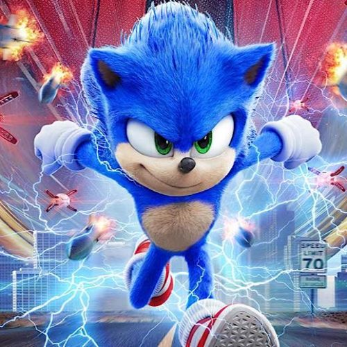 Video: 'Sonic the Hedgehog' Full Commentary & Reactions From Stars with Jim Carrey, James Marsden & Team
