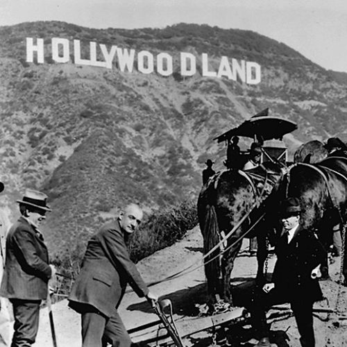 A Hollywoodland in Many States Beyond California: Tax Incentives for Filming Around the Country