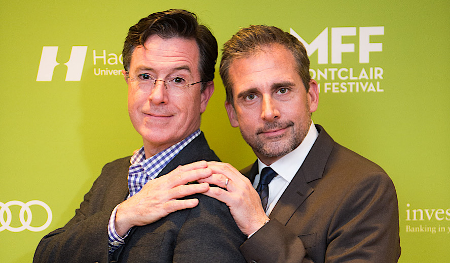 Hollywood Insider Feature Steve Carell The Office NBC