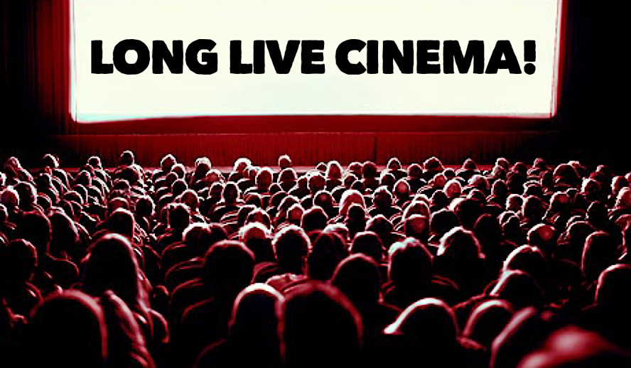 Hollywood Insider Feature Supporting Cinema Long Live Cinema