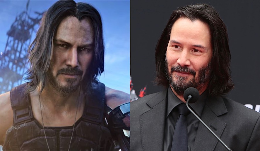 Hollywood Insider Movie Stars in Video Games Keanu Reeves, Kiefer Sutherland, Shawn Ashmore