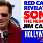 Video: 'Sonic The Hedgehog' Red Carpet Revelations with Jim Carrey - Dr. Ivo Robotnik