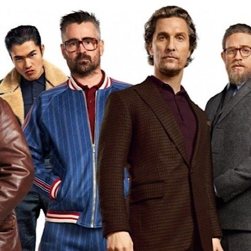 'The Gentlemen': This Gangster Flick is Dripping with Guy Ritchie Trademark Complete with Studly Performances From its Matthew McConaughey and Charlie Hunnam Led Cast