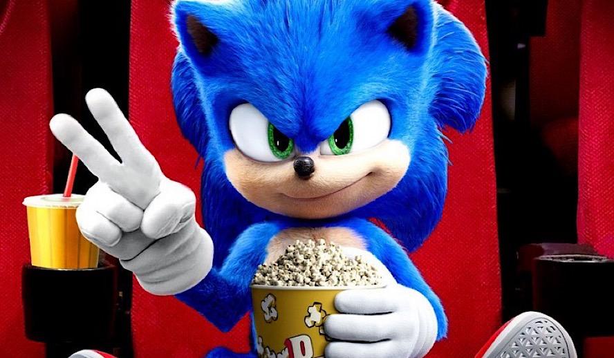 Hollywood Insider Sonic The Hedgehog Jim Carrey