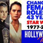 Video: 'Star Wars': Change in Female Roles in 43 Years of the Franchise - Carrie Fisher to Natalie Portman to Daisy Ridley & More