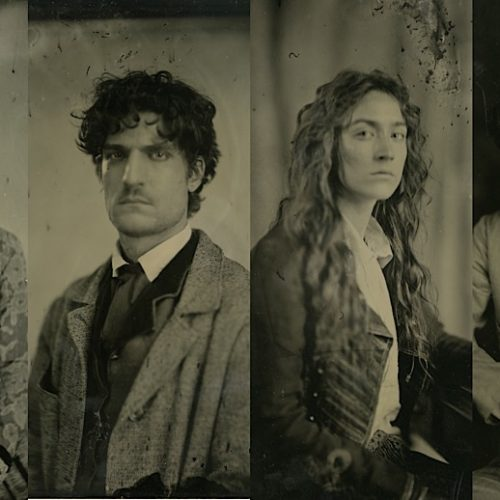 Video: Louisa May Alcott's 'Little Women' Through Greta Gerwig's Soul, Wet Plate Portraits of Timothee Chalamet, Saoirse Ronan & Team
