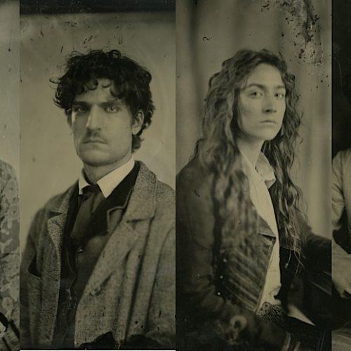 Video: Louisa May Alcott's 'Little Women' Through Greta Gerwig's Soul, Wet Plate Portraits of Timothee Chalamet, Saoirse Ronan & Team