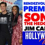 Video: 'Sonic The Hedgehog' Rendezvous At The Premiere with Reactions From Jim Carrey, James Marsden, Ben Schwartz & Team