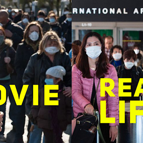 The Pandemic: Movies 'Outbreak' and 'Contagion' Compared to the Real Coronavirus - COVID-19