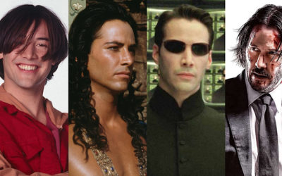 The Victorious Journey of OUR Idol Keanu Reeves Throughout A Long Hollywood History