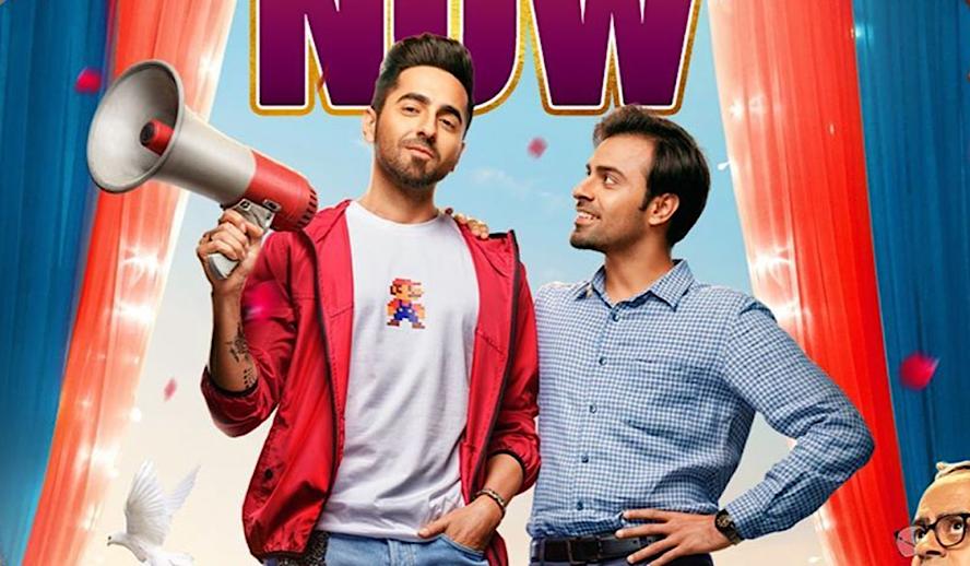 Hollywood Insider Feature Shubh Mangal Zyada Saavdhan, Ayushman Khurana, Jitendra Kumar