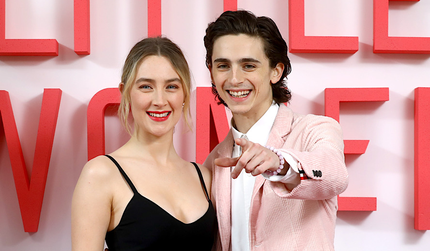 Timothée Chalamet and Saoirse Ronan: The Young Powerhouse Duo That Is Dominating Hollywood Together (Video Insight)