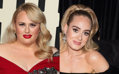 Weight Loss in Hollywood Is the Pressure to be Thin Too… Heavy? Adele? Rebel Wilson?