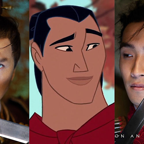 Shang-Li, Love Interest and Bi-Sexual Icon, Erased from New 'Mulan' Remake, Why? Unjustified.