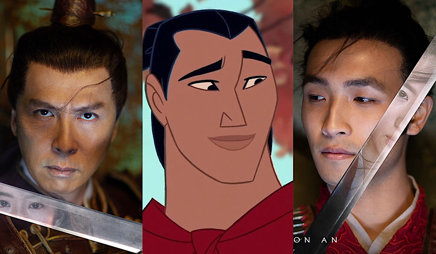 Hollywood Insider Mulan Shang Li Feature Bisexual Gay LGBTQ Donnie Yen, Yoson An