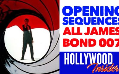 Video: BONUS FOOTAGE – Every James Bond Intro Scenes Compilation From 1962-2020 While Waiting for 'No Time To Die' Release