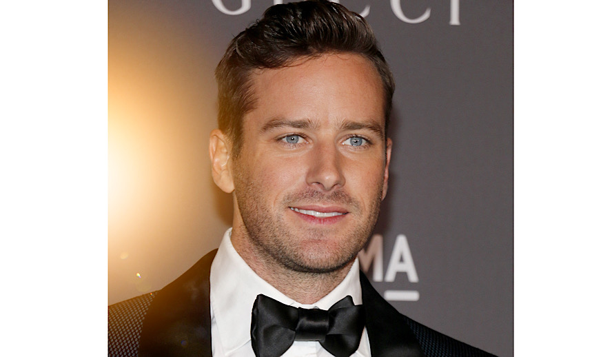 FACT-CHECKED Series: Armie Hammer and 32 Facts About Our ...