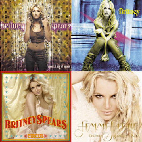Celebrating Britney Spears Discography - Oops, I Did It 20 years ago!