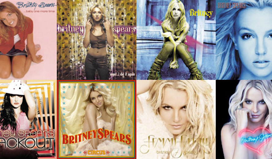 Hollywood Insider Britney Spears 20 years, Oops I did It Again