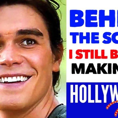 Video: 'I Still Believe' Behind The Scenes - K.J. Apa, Gary Sinise, Britt Robertson