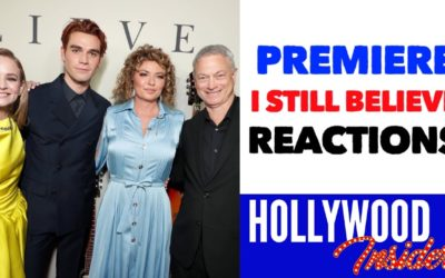 Video: Rendezvous At The Premiere of 'I Still Believe' with KJ Apa, Gary Sinise & Team