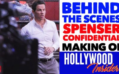 Video: Behind The Scenes of Netflix's 'Spenser Confidential' with Mark Wahlberg & Team